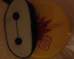 Big Hero 6 Frisbee and Pencil Case