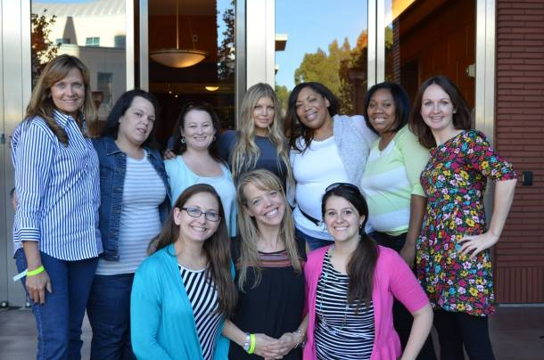 That Time I Met Fergie & You Can See Her On The #AMAs #ABCTVEvent