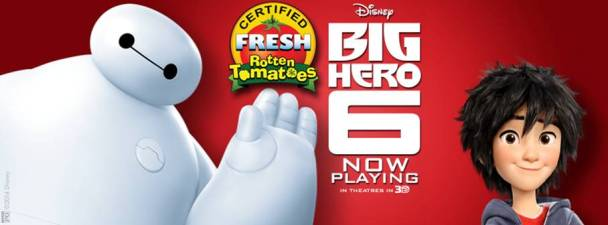 You'll Laugh, You'll Cry, You'll Want to See it Again #BigHero6