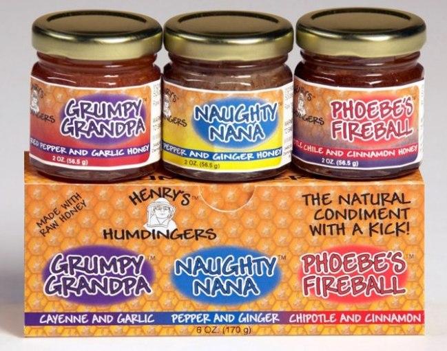 It's Spicy, It's Sweet, It's Henry's Humdingers