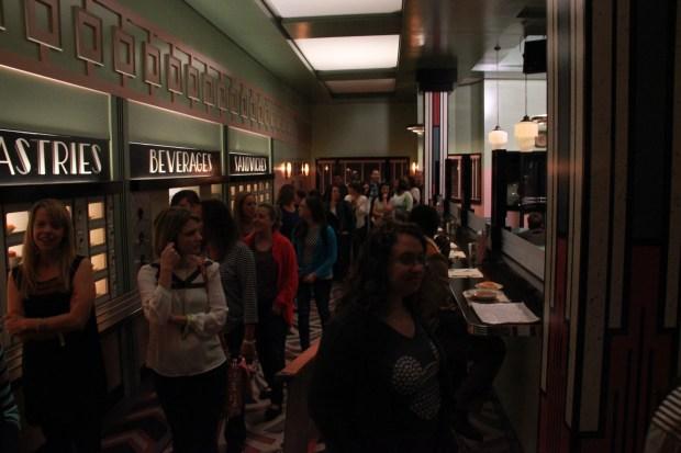 bloggers tour Automat set_2