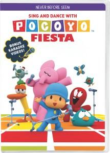 Pocoyo Fiesta DVD