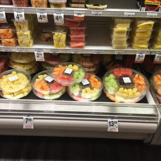 Fresh Cut Fruit
