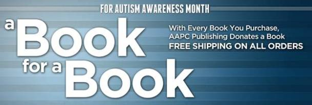 AAPC Publishing Donating Books Supporting Autism