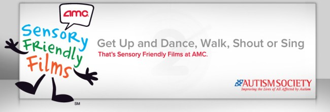 AMC Theaters Offers Sensory Friendly Films