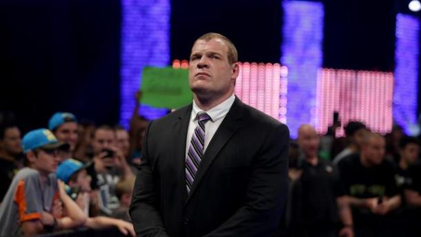 WWE DIrector of Operations Kane