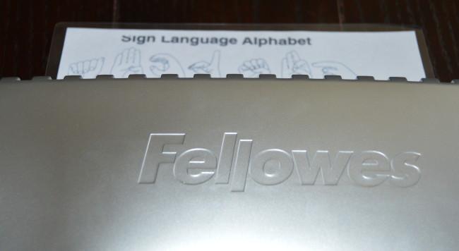 Fellowes Laminator (11)