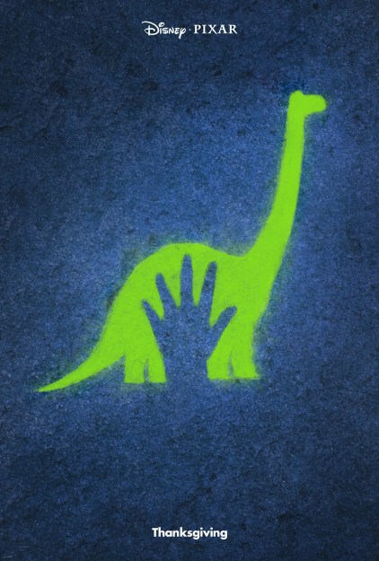 The Good Dinosaur Teaser Trailer