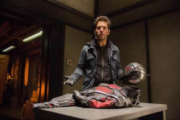 New Ant-Man Television Spot