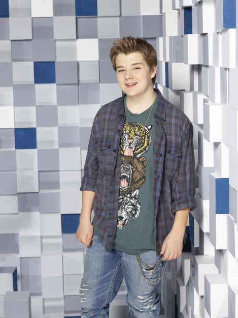 "GAMER'S GUIDE TO PRETTY MUCH EVERYTHING - Disney XD's ""Gamer's Guide to Pretty Much Everything"" stars Murray Wyatt Rundus as Wendell. (Disney XD/Craig Sjodin)"
