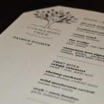 Thanksgiving Offerings from Cinnamon Tree Restaurant