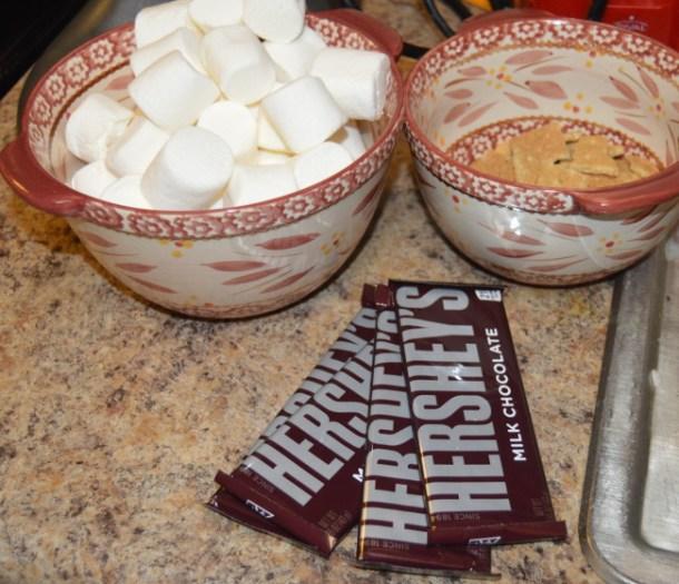 smores brownie (4)