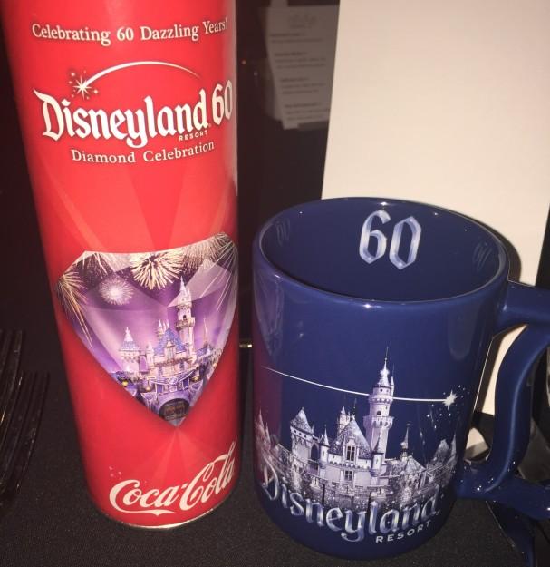 Disneyland 60 Swag