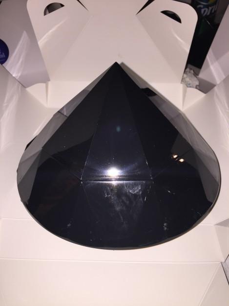 Diamond Lunch Box