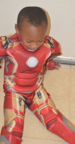 JB as Iron Man