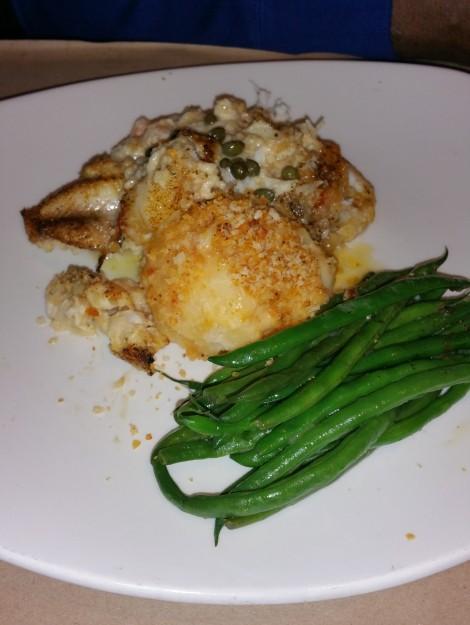 bone fish side dishes