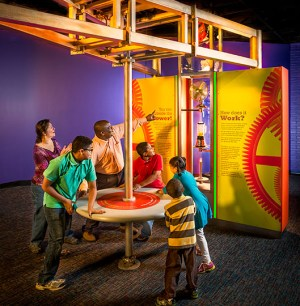 MD Science Center