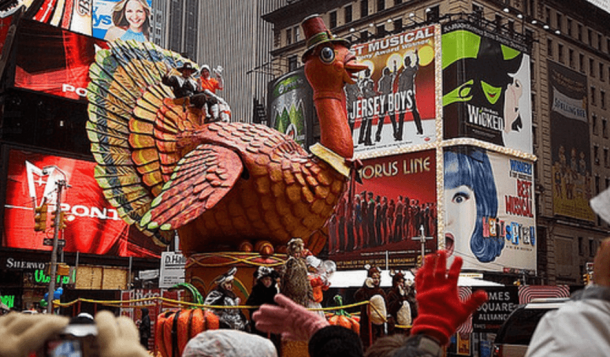 5 Thanksgiving Day Parades Worth Seeing in Person