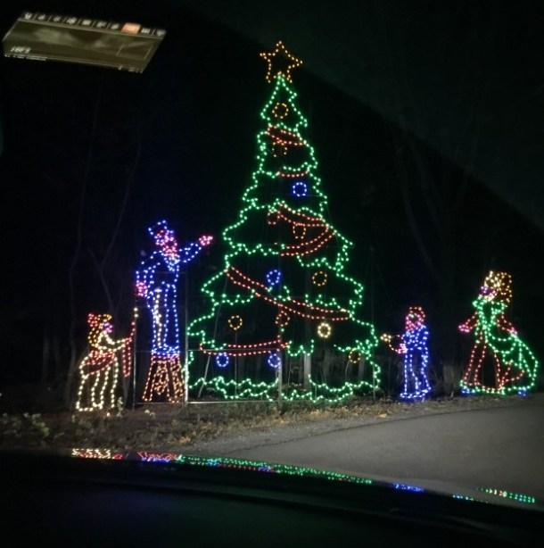 Hersheypark Sweet Lights