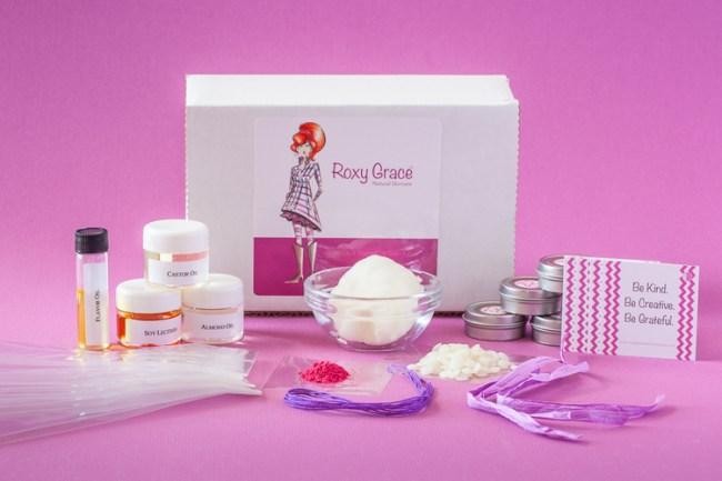 Roxy Grace Lip Balm Kit