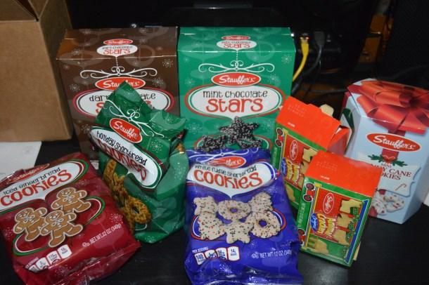 Stauffer's Cookies