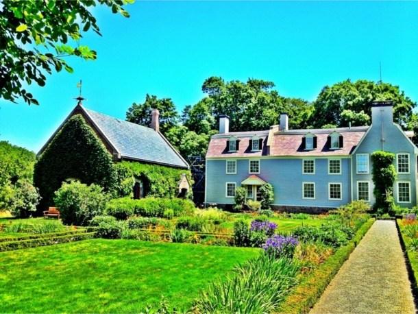 John Adams Home