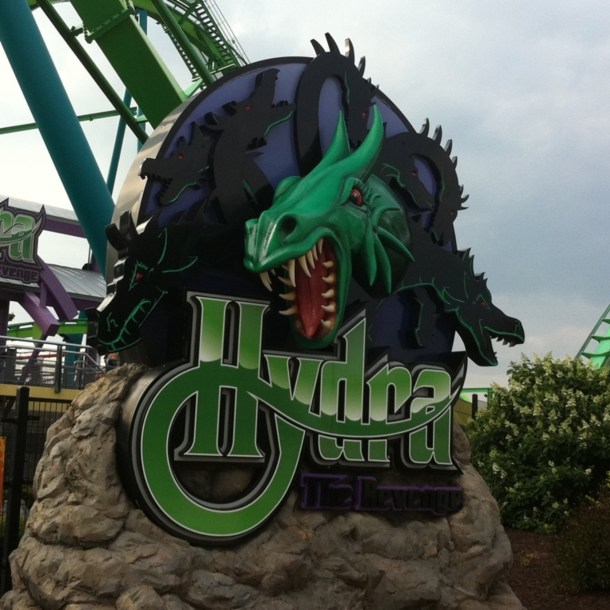 Hydra Dorney Park