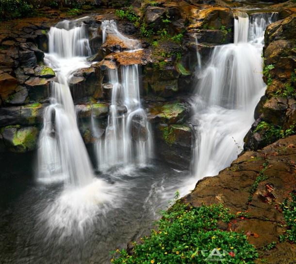 Hoopii Falls, Kapaa Hawaii