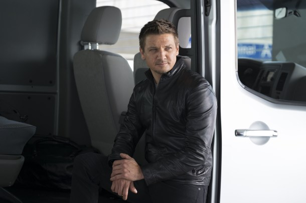 Marvel's Captain America: Civil War..Hawkeye/Clint Barton (Jeremy Renner)..Photo Credit: Zade Rosenthal..© Marvel 2016