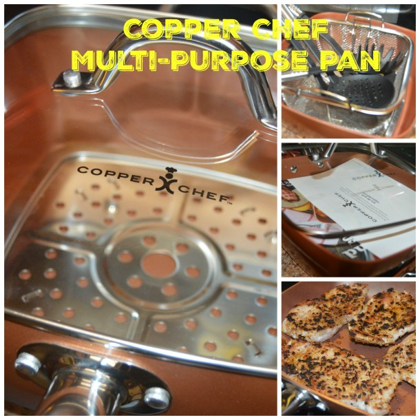 One Pot, Multiple Uses from Copper Chef