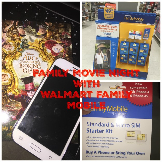 Family Movie Night with Walmart Family Mobile Plus #ad #DataAndAMovie #CBias