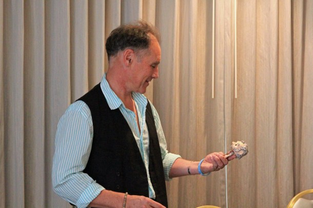Mark Rylance - Photo Credit: Coralie S of Lovebugs and Postcards