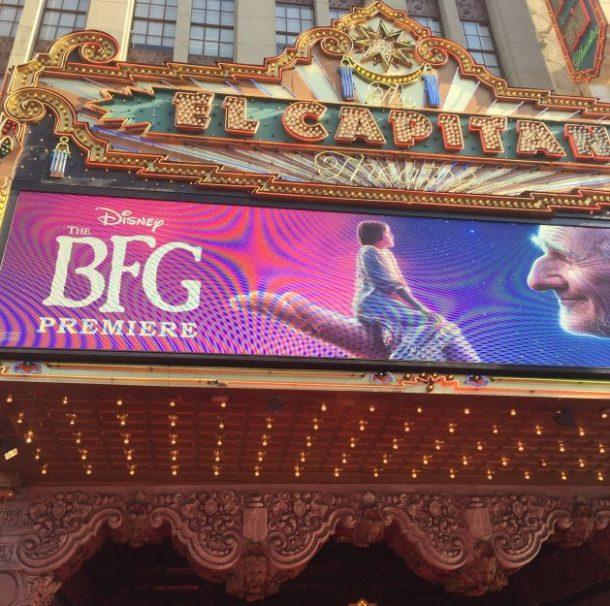 The BFG Red Carpet Premiere (4)