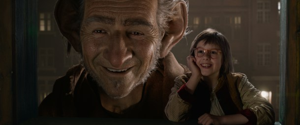 Disney's THE BFG is the imaginative story of a young girl named Sophie (Ruby Barnhill) and the Big Friendly Giant (Oscar (R) winner Mark Rylance) who introduces her to the wonders and perils of Giant Country.  Directed by Steven Spielberg based on Roald Dahl's beloved classic, the film opens in theaters nationwide on July 1.