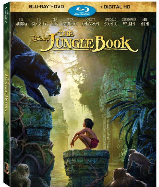 Jungle Book Coming to DVD August 30th