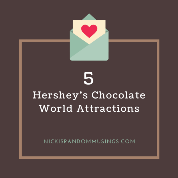 Create Your Own Candy Bar in Chocolate World at Hersheypark #ChocolateWorld #SweetestMoms #HersheyparkHappy