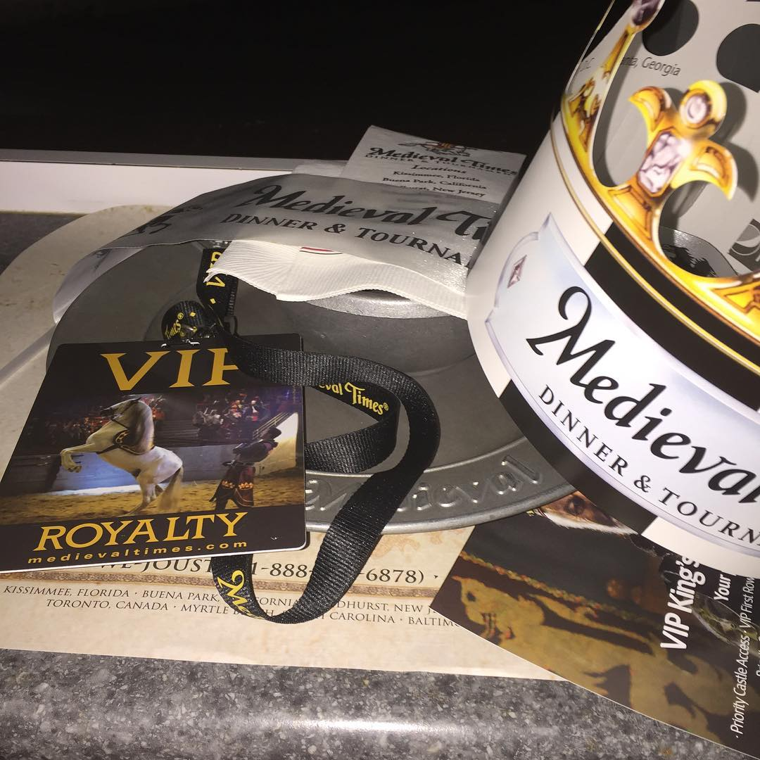 Five Reasons to Go VIP at Medieval Times