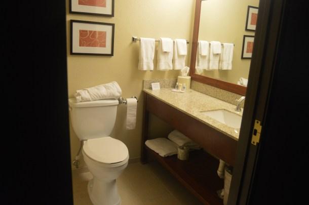 Comfort Suites Potomac Mills