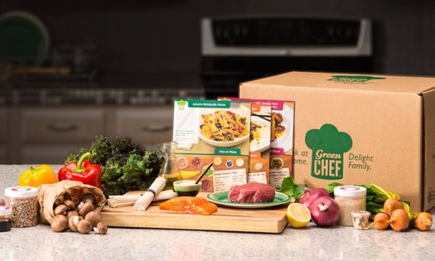 Green Chef Moms Meet Blogger Review