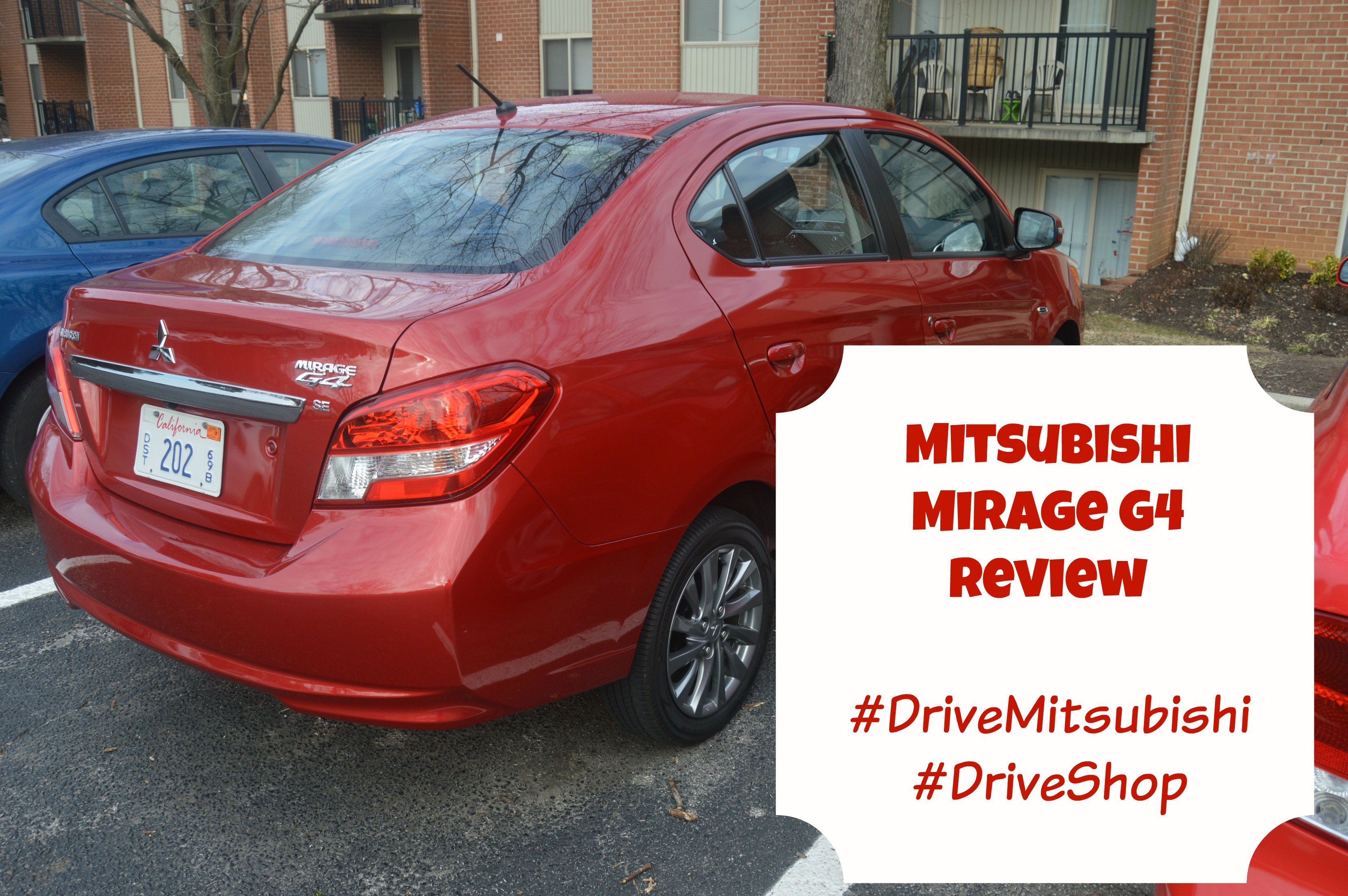 Mitsubishi Mirage G4 Review U2013 Perfect For College Students And Young  Professionals