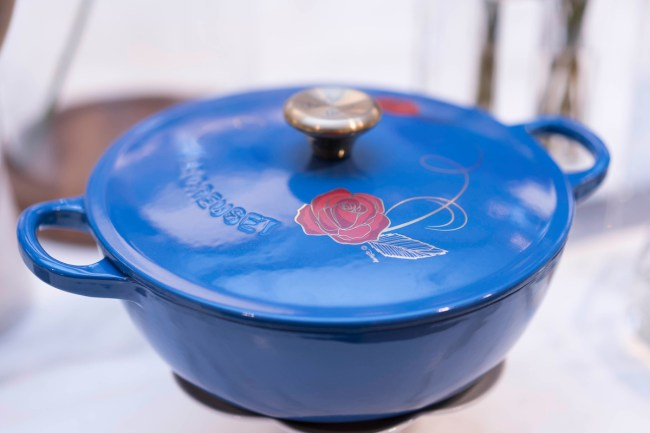 Be My Guest Inside Our Williams Sonoma Beauty and the Beast Experience