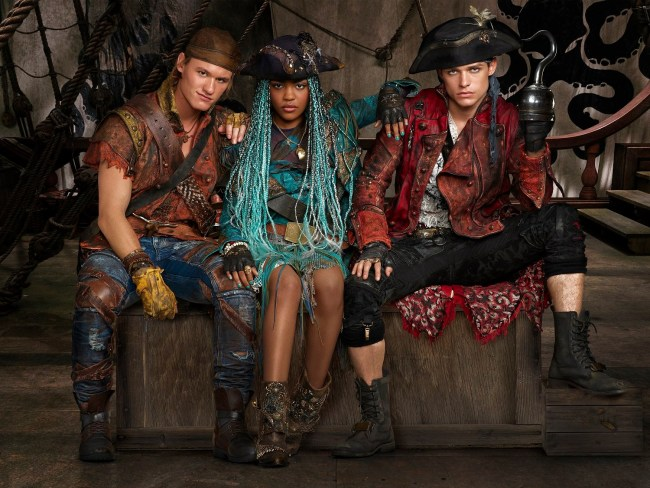 Meet The New Villain Kids of Descendants 2 #Descendants2Event #GotGVol2Event