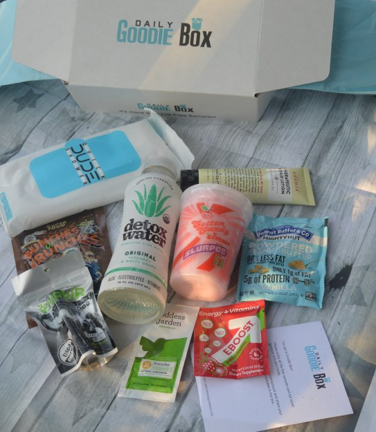 What's Inside My Second Daily Goodie Box