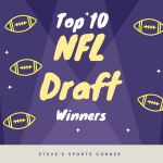 Top 10 2017 Draft Winners