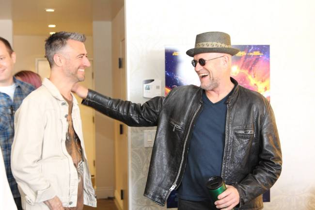 Michael Rooker and Sean Gunn Dishes on Being Ravagers and Guardians #GotGVol2Event