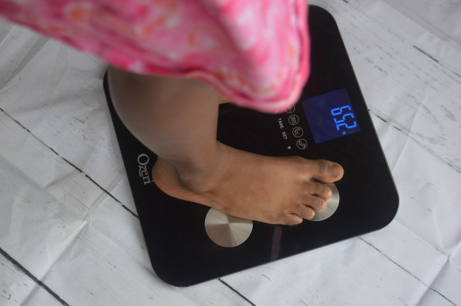 Ozeri Touch II Digital Scale Review
