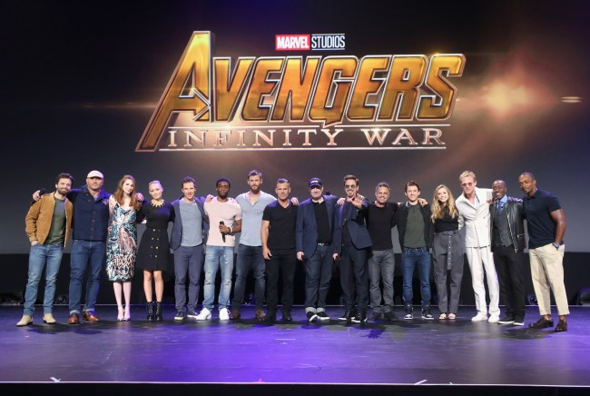 Live Action Slate Panel at D23 Expo Featuring Disney, Lucusfilm, and Marvel Studios
