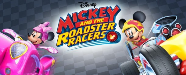 Mickey and the Roadster Racers DVD Review