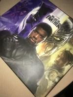 Black Panther concept art book