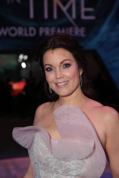 Talking A Wrinkle In Time with Bellamy Young #WrinkleInTimeEvent